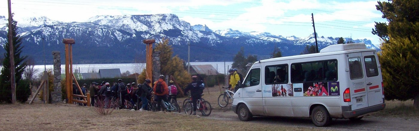 Mountain Bike en Villa Traful, Neuquen